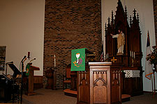 Lutheran Church of McVille Picture